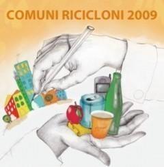 Il manifesto Comuni Ricicloni 2009